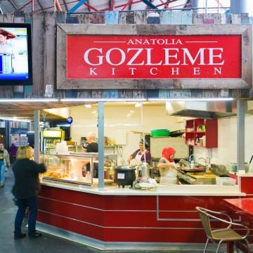 Anatolia Gozleme Kitchen Storefront