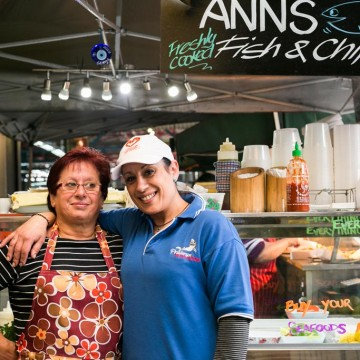 Ann's Fish and Chips Anna