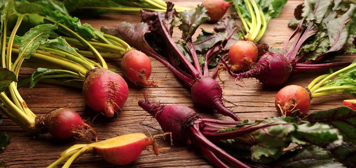 Seasonality beets