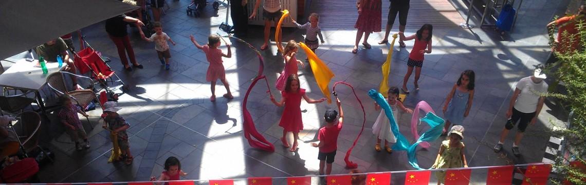 Children's Dance Class 2