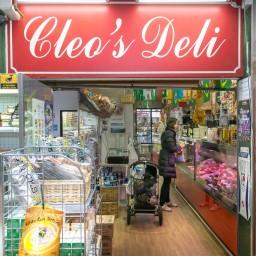 Cleo's Deli Shopfront