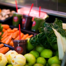 Health Bowl Cafe Juices
