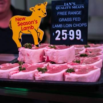 Ian's Quality Meats Lamb