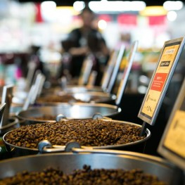 Jasper Coffee Beans