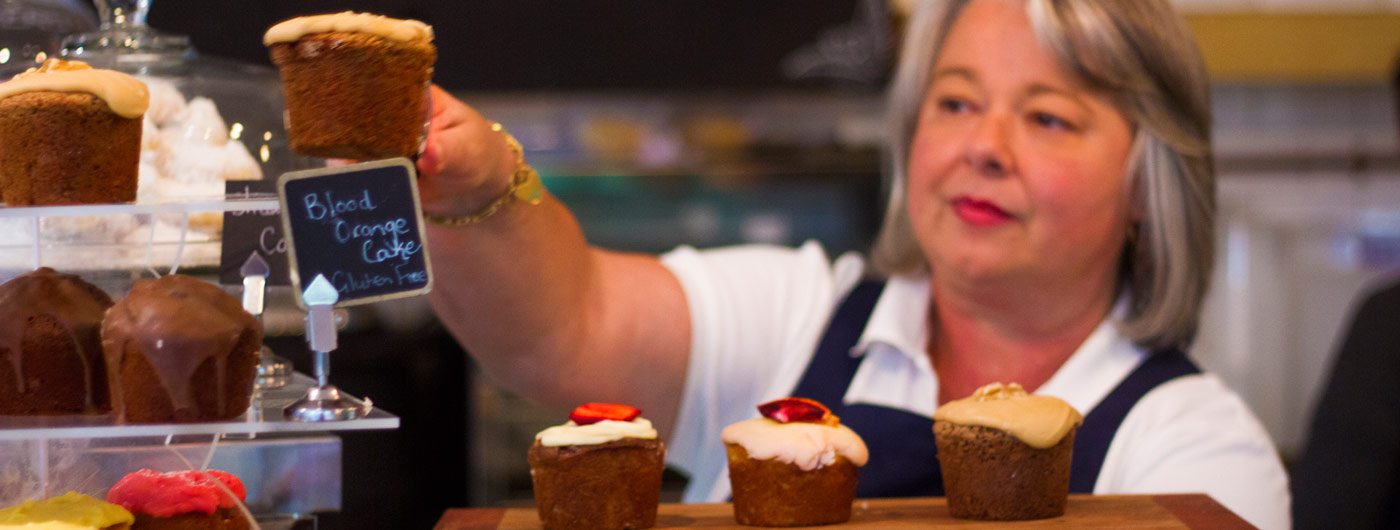 Meet our Traders - Kathy from Sweet Greek