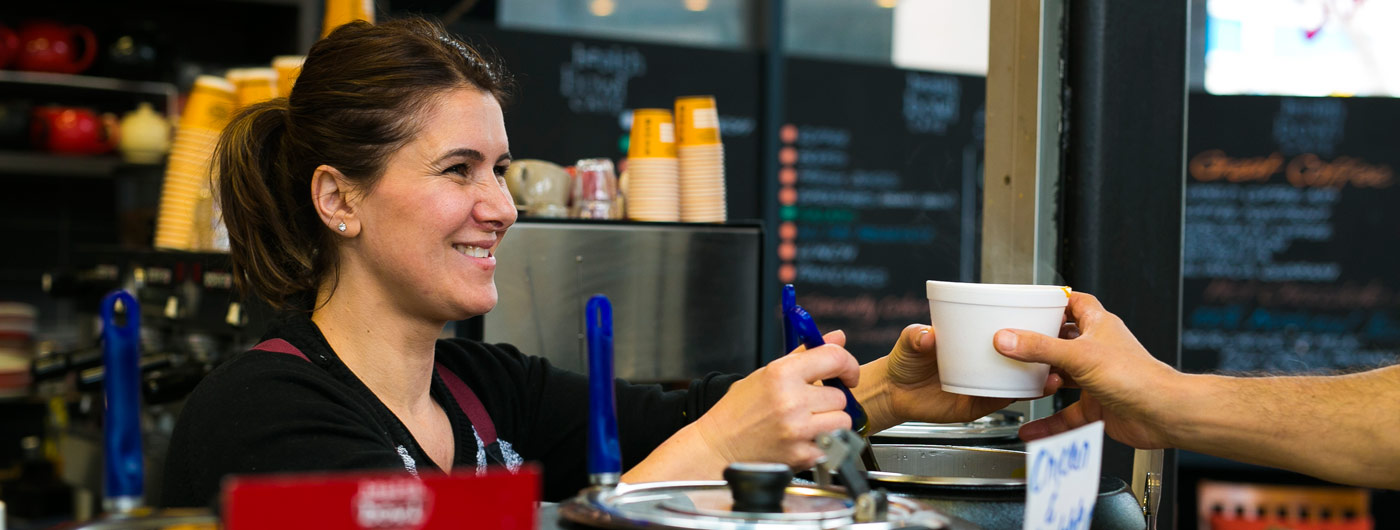 Meet our Traders- Leah from Health Bowl