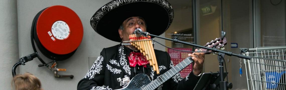 Mexican Music Man