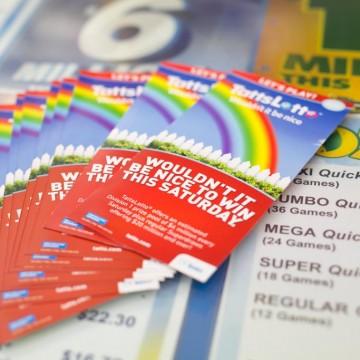 Prahran Market Lotto