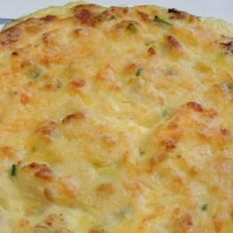 Barramundi Potato Pie