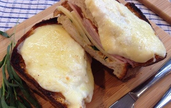 Croque Monsiuer