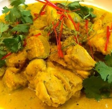 Jerry Mai's Somm La Curry