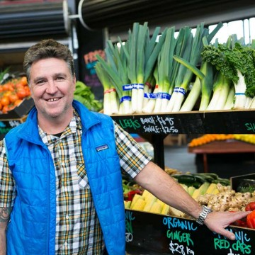 Ripe The Organic Grocer Paul