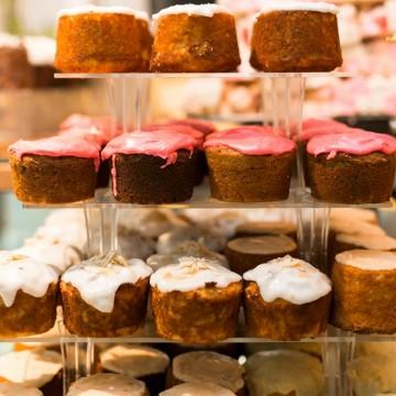 Sweet Greek Cakes