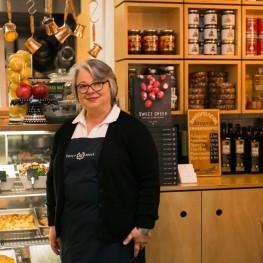 Kathy from Sweet Greek