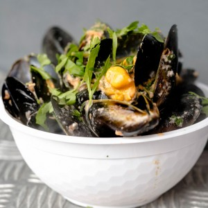 The Mussel Pot Mussels