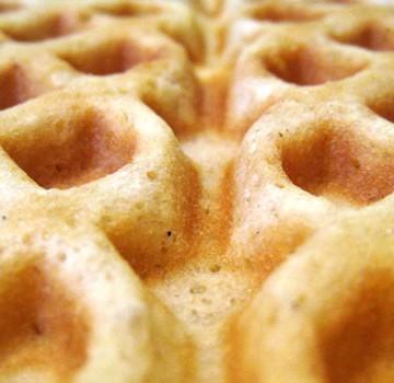 Recipe Belgian Waffles