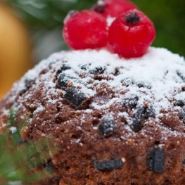 Simple Christmas Pudding