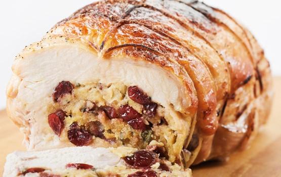 Turkey Fillet Roll