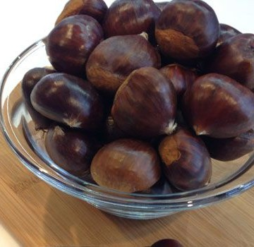 Fresh Chestnuts