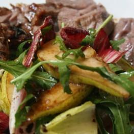 Lamb Tongue Salad