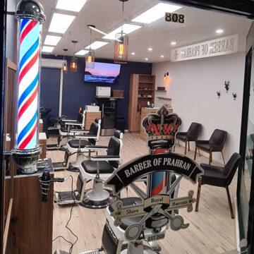 Barber of Prahran