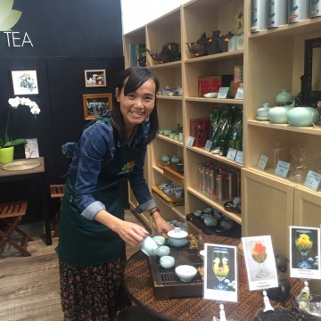 Linmark Tea Specialists
