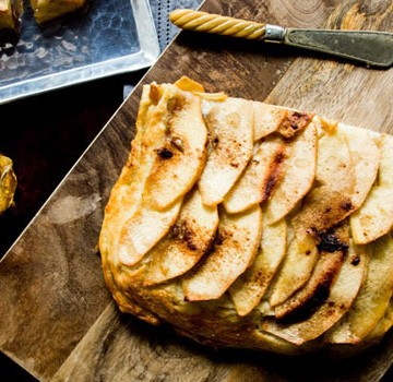 Sweet Quince Bread