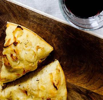 Cipolline Onion Foccacia