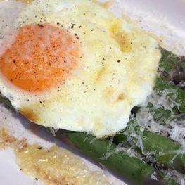 Fresh News Asparagus Milanese Video