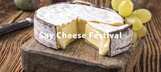 Say Cheese Festival