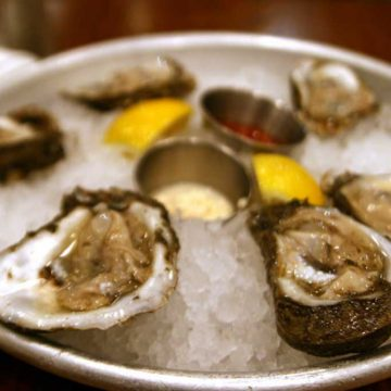 oysters seafood recipe