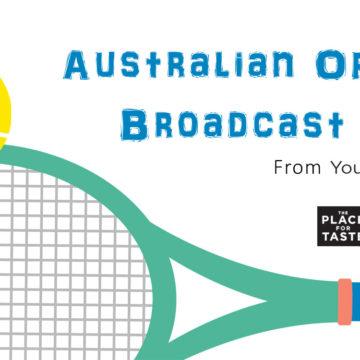 Australian Open Broadcast