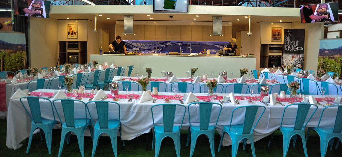 Event Kitchen Hire
