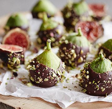 Recipe_Chocolate Dipped Figs
