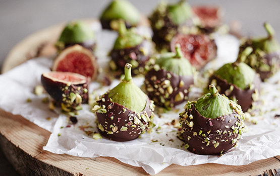 Recipe_Chocolate Dipped Figs
