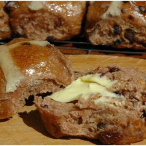 irrewarra hot cross bun