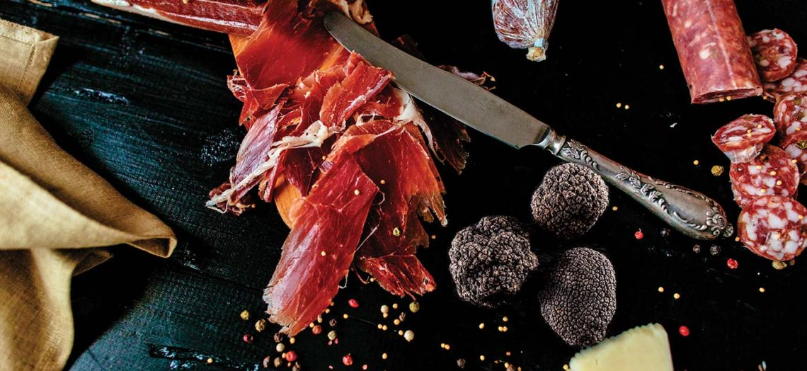 Truffle Festival with Charcuterie