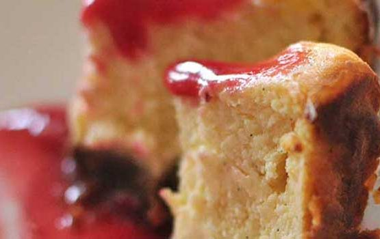 Recipes_RhubarbCheesecake