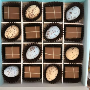 Ministry of chocolate box