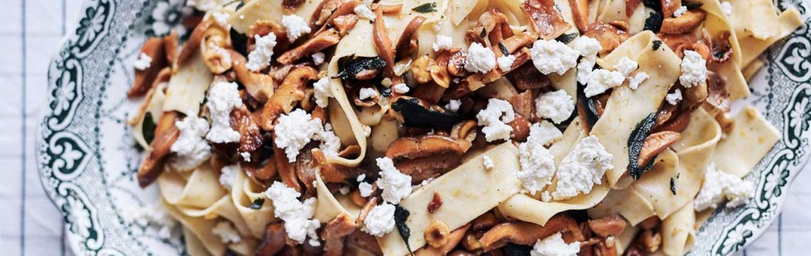 Wild Mushroom Recipes
