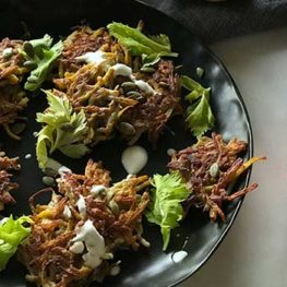 Papple Fritters