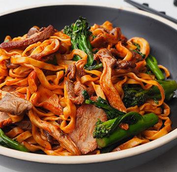 Recipe_Duck_Oyster_Mushroom_Chow_Mein