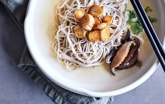 Recipe_Vegan_Scallops_Soba_Noodles