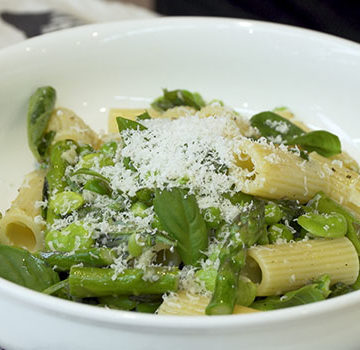 Recipe_Rigatonie_with_spring_greens_recipe