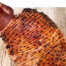 Barossa Fine Foods' glazed ham