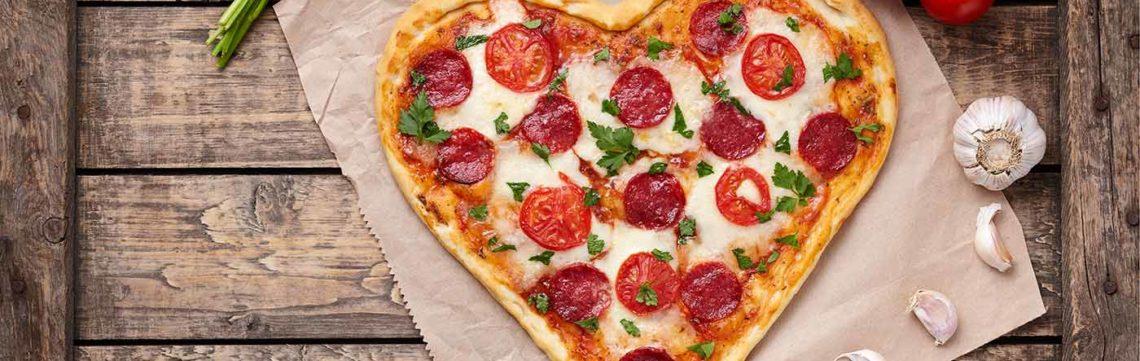 romantic valentine's day dishes