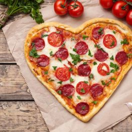 romantic valentine's day dishes