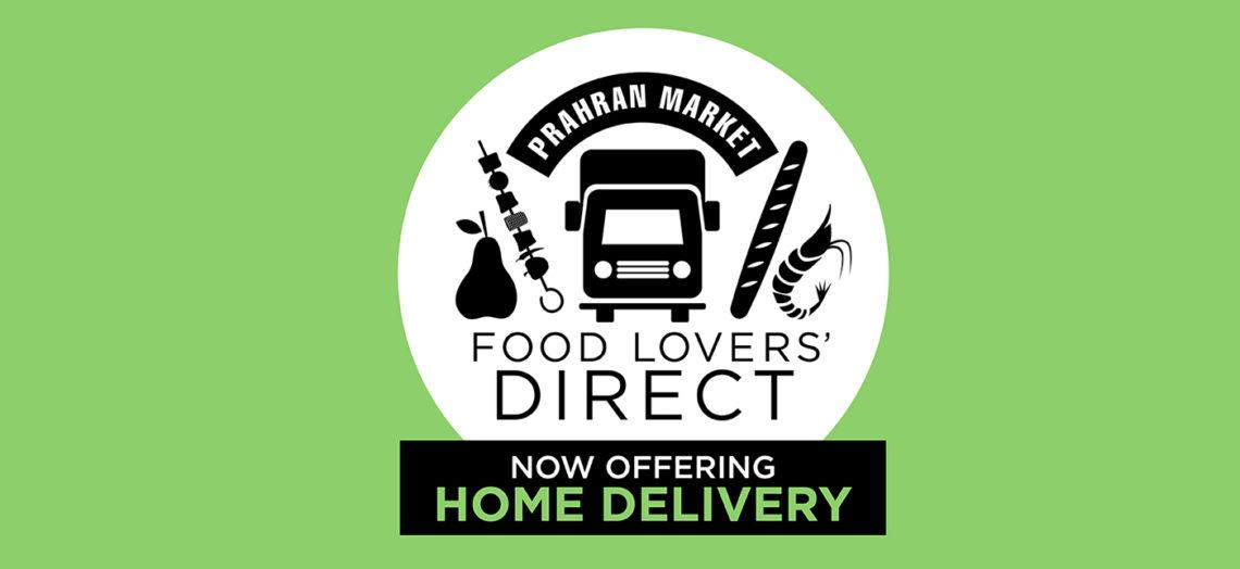 Prahran Market Home Delivery