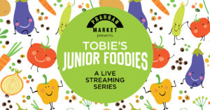 Cook along with Tobie