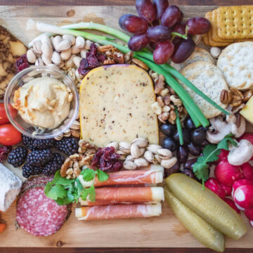 Melbourne Iso Cheese board